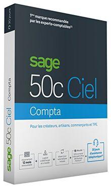 Sage 50C Compta 30 Jours d'assistance