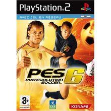 PES : Pro Evolution Soccer 6