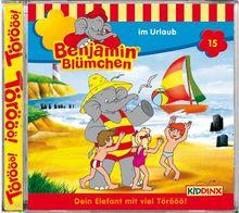 Benjamin Blümchen 015 im Urlaub