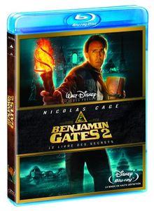 Benjamin gates et le livre des secrets [Blu-ray]