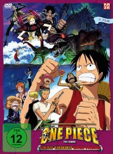 One Piece - 7. Film: Schloß Karakuris Metall-Soldaten [Limited Edition]