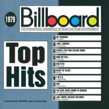 Billboard Top Hits 1979