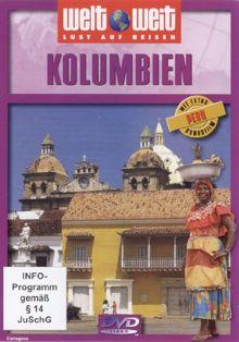 Kolumbien mit Bonusfilm Peru (Reihe: welt weit) 1 DVD, Gesamtlänge: ca. 75 Minuten