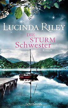 Die Sturmschwester: Roman (Die sieben Schwestern, Band 2)