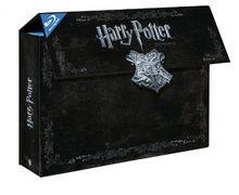 Harry Potter - Coffret intégrale - La Collection Complète de Films [Blu-ray]