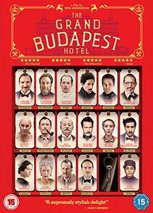 Grand Budapest Hotel [DVD-AUDIO]