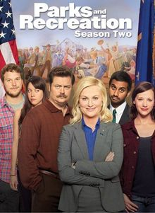 Comedy Serie Parks Recreation