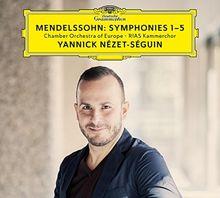 Sinfonien 1-5