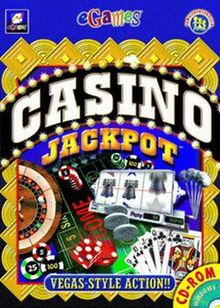 eGames: Casino Jackpot (DVD-Box)