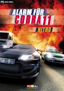 Alarm für Cobra 11 - Nitro (DVD-ROM)