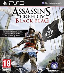 Third Party - Assassin's Creed IV : Black Flag Occasion [PS3] - 3307215704929