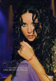 Sarah Brightman - Live from Las Vegas (The Harem World Tour) (2 DVDs)