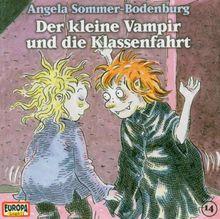 Der kleine Vampir - CD: Der kleine Vampir 14. und die Klassenfahrt. CD.: FOLGE 14