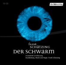 Der Schwarm, 10 Audio-CDs