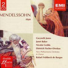 Mendelssohn-Bartholdy: Elias (Gesamtaufnahme) (Englische Version)