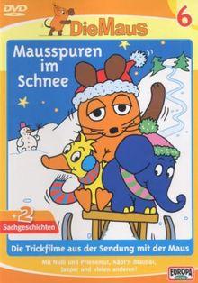 Die Maus 6 - Mausspuren im Schnee