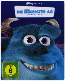 Die Monster AG - Steelbook [Blu-ray] [Limited Edition]