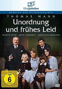 Thomas Mann: Unordnung und frühes Leid (Filmjuwelen)