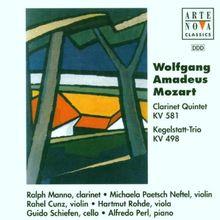 Klarinettenquintett / Kegelstatt-Trio