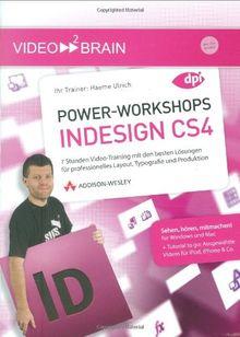 Power-Workshops InDesign CS4