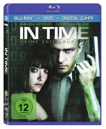 In Time - Deine Zeit läuft ab (inkl. DVD & Digital Copy) [Blu-ray]