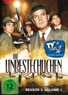 Die Unbestechlichen, Season 2, Volume 1 [4 DVDs]