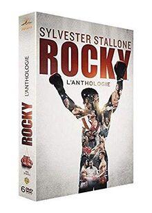 Coffret rocky 6 films [FR Import]