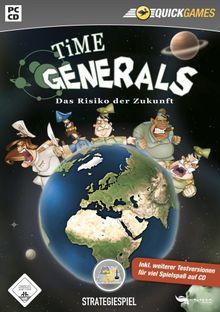 Time Generals - Das Risiko der Zukunft