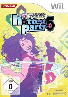 Dance Dance Revolution - Hottest Party 5
