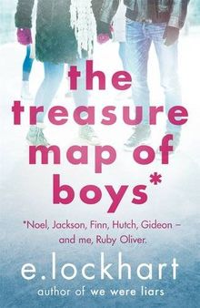 Ruby Oliver 03: The Treasure Map of Boys