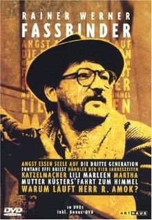 Rainer Werner Fassbinder Edition [10 DVDs]