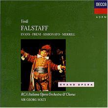 Giuseppe Verdi: Falstaff (Gesamtaufnahme)