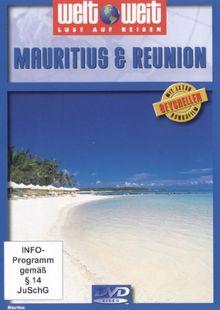 """Mauritius & Reunion (Reihe: welt weit) mit Bonusfilm """"Seychellen"""" Länge: ca. 88 Min."""