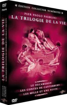 La Trilogie de la vie - Digipack 3 DVD : Les 1001 Nuits / Les Contes de Canterbury / Le Decameron