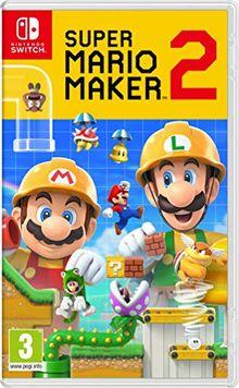 Super Mario Maker 2 Spiel wechseln