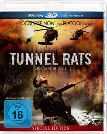 Tunnel Rats - Abstieg in die Hölle [3D Blu-ray] [Special Edition]