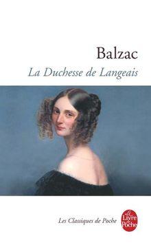 La Duchesse de Langeais (Ldp Classiques)