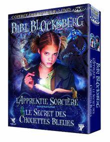 Coffret bibi blocksberg : l'apprentie sorcière ; le secret des chouettes bleues [FR Import]