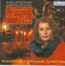 Weihnachten mit Senta Berger