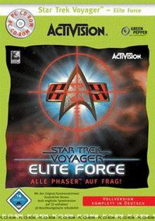 Star Trek Voyager - Elite Force (GreenPepper)