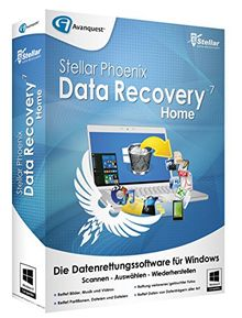 Stellar Phoenix Windows Data Recovery 7 Home