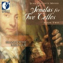 Sonatas for Two Cellos,Book 2