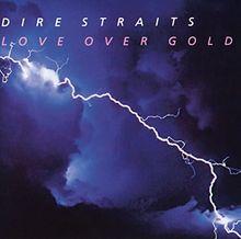 Love Over Gold [Vinyl LP]