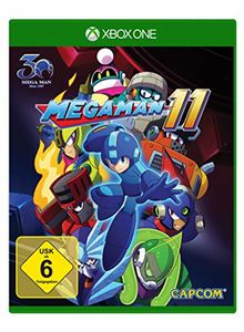 Mega Man 11 [Xbox One]
