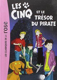 Les Cinq Et Le Tresor Du Pirate
