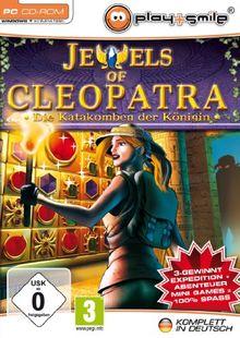 Jewels of Cleopatra - Die Katakomben der Königin