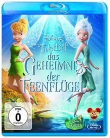 TinkerBell - Das Geheimnis der Feenflügel [Blu-ray]