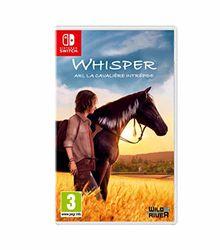 Whisper Ari, der unerschrockene Fahrer Game Switch