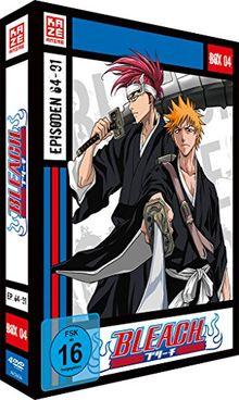 Bleach TV-Serie - Box 4 (Episoden 64-91) [4 DVDs]