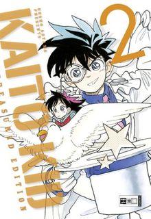 Kaito Kid Treasured Edition 02